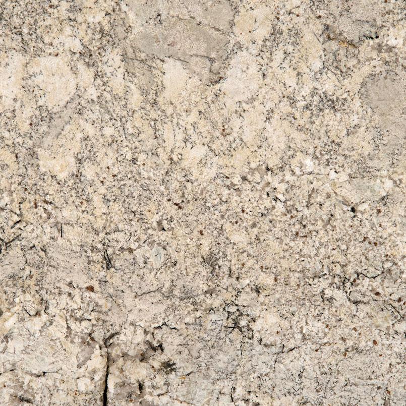 Placa Prefabricada Granito Pulido 108x42-2cm Snowfall
