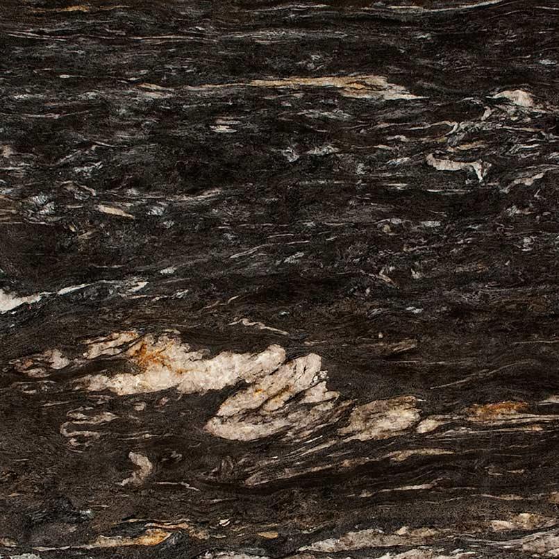 Placa Prefabricada Granito Pulido 108x42-2cm Titanium