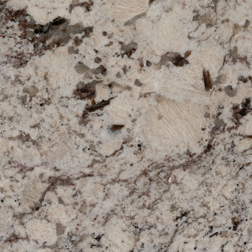 Placa de Granito Pulido Nevasca Mist 3cm