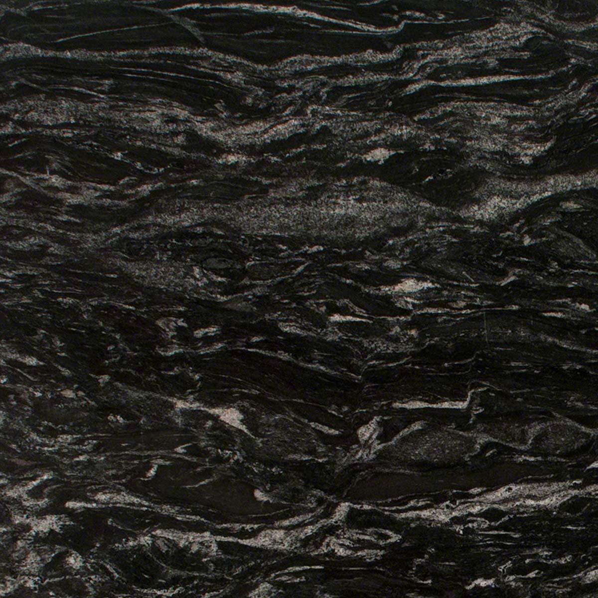 Placa de Granito Pulido Silver Waves 3cm
