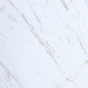 Placa de Marmol Pulido Blanco Calacatta Flower 2cm