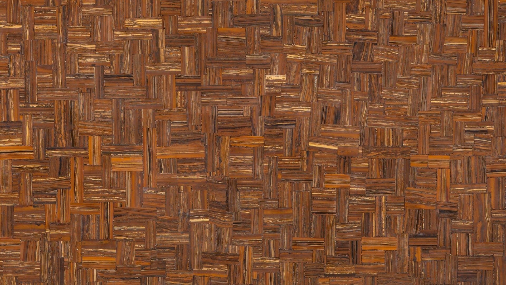 Placa de Piedras Semipreciosas Retro Tiger Iron Pulido Prexury Collection