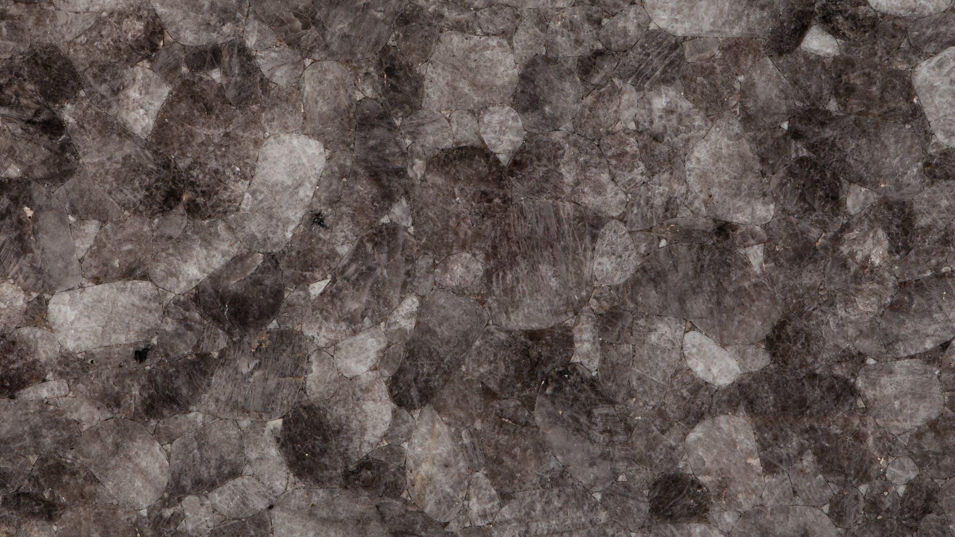 Placa de Piedras Semipreciosas Smoky Quartz Pulido Prexury Collection